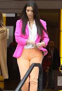 kim kardashian skinny jeans spring break 2012