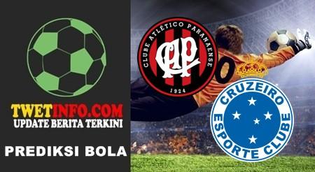 Prediksi Atletico PR vs Cruzeiro