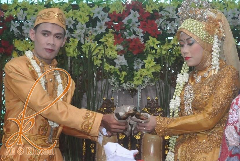 upacara adat Pernikahan jawa