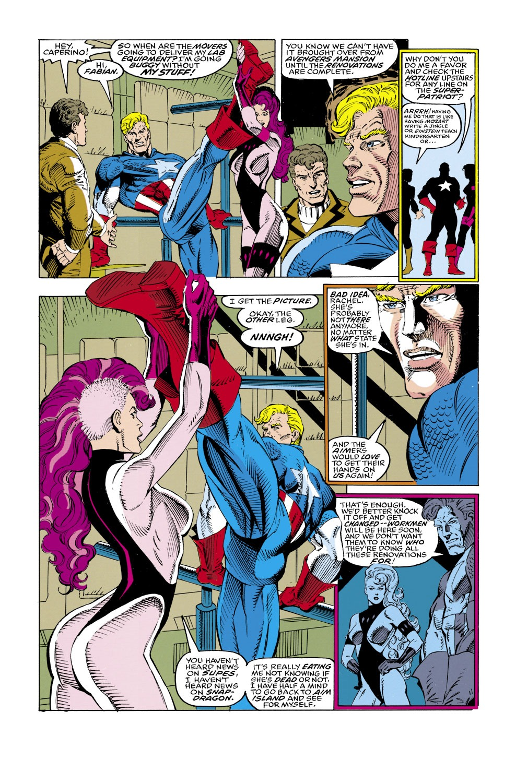 Captain America (1968) Issue #426 #376 - English 6