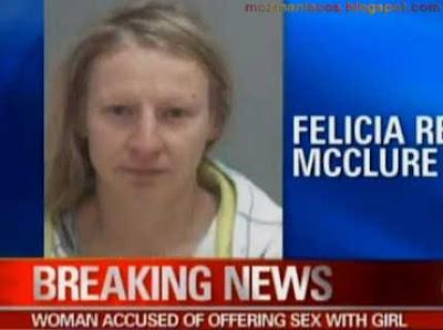 Felicia Rea McClure