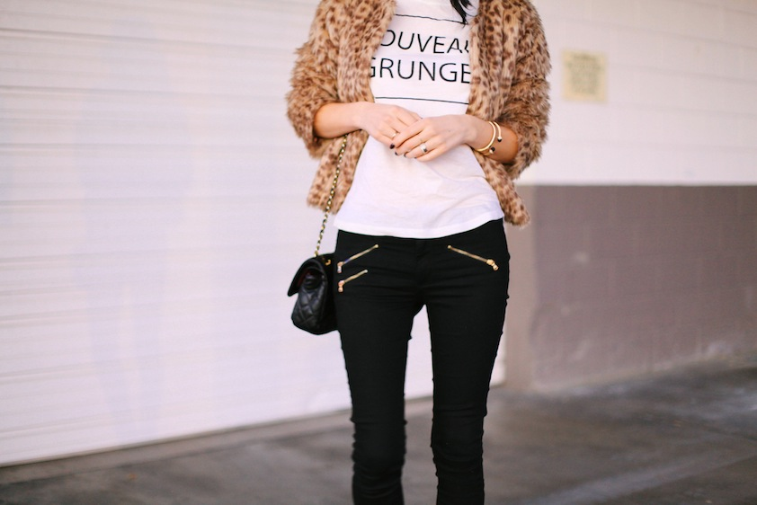 leopard print, leopard jacket, leopard print coat, faux fur, black friday, cyber monday, sale, coupon code,