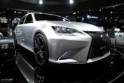 Lexus LFGH concept. Lexus LFGH concept