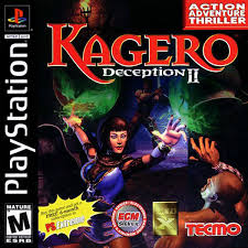 Download Kagero Deception 2 PS1 Full Version For PC Free Kuya028
