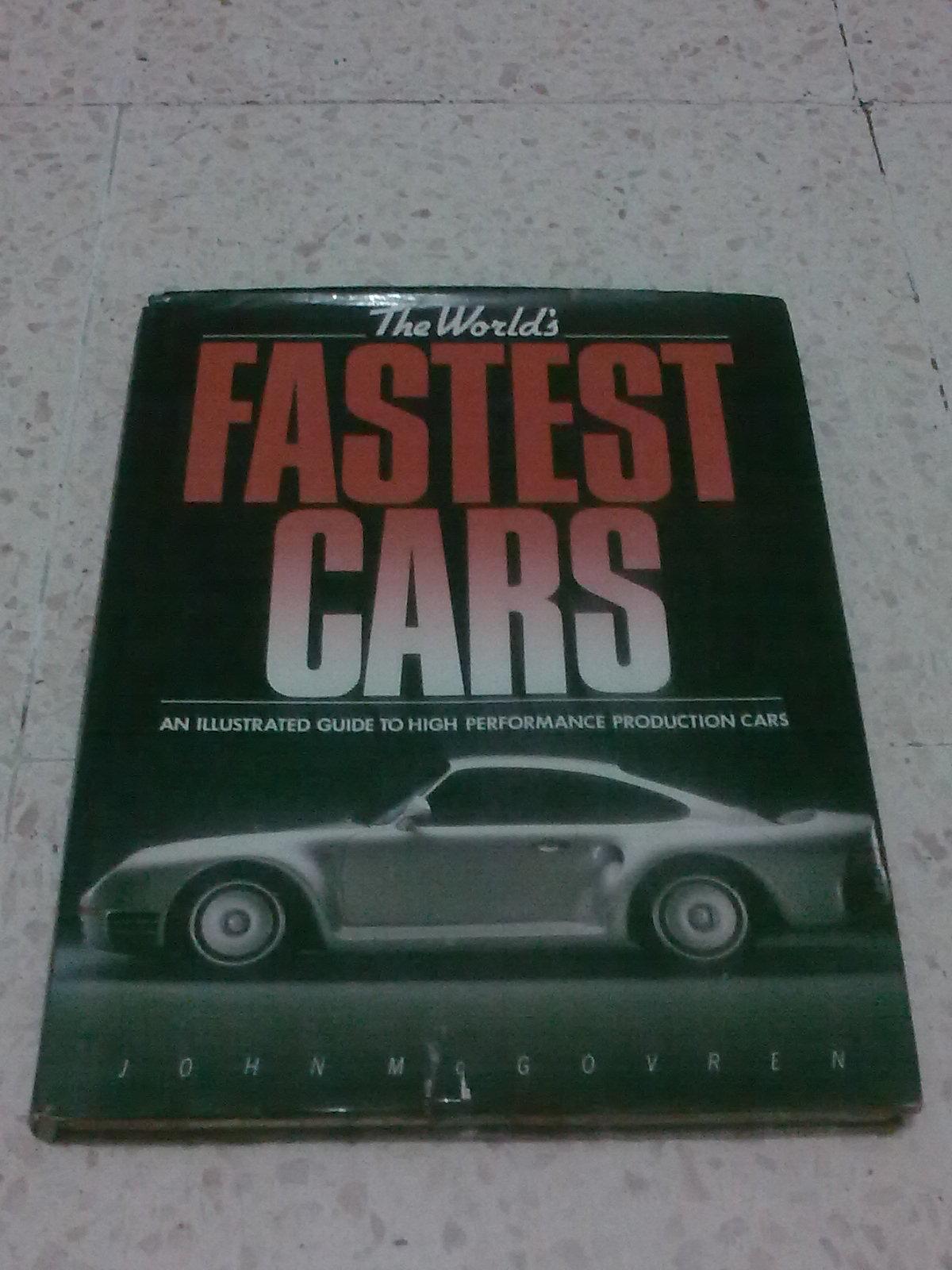 Buku The World's Fastest Car