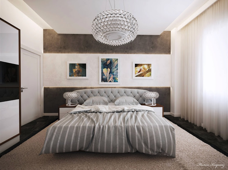 Modern Bedroom Design Idea