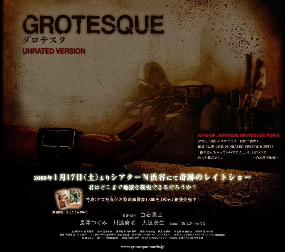 film uakseptabelt grotesk