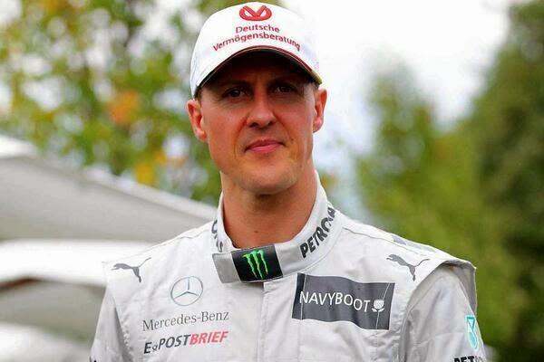 Famosos Pilotos de Formula 1 piden por la salud de Michael Schumacher