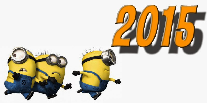 Gambar Minions 2015 New Movie Kevin Stuart Bob Happy New Year