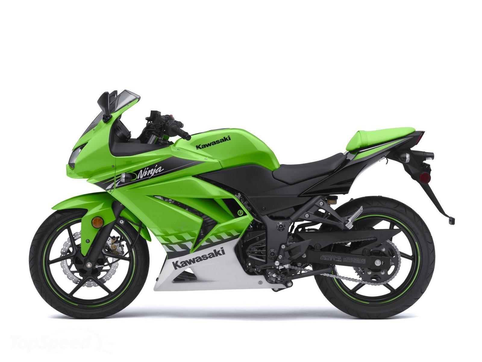 Suzuki gsx r1000 Blogs      2010 Kawasaki Ninja 250R