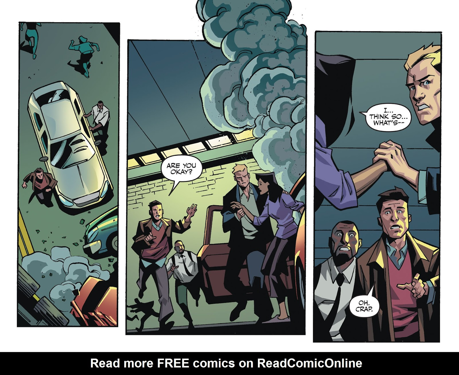The Flash: Season Zero [I] Issue #2 #2 - English 21