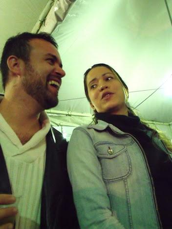 Diogo e Amandita