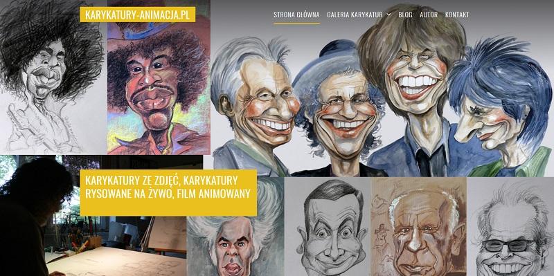 karykatury-animacja.pl