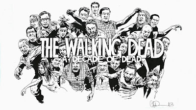 The Walking Dead - A Decade of Dead