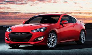 2013 Hyundai Genesis Coupe 3.8 R
