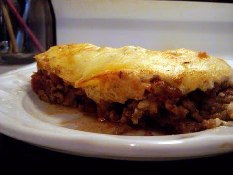 Meat Lasagna | Sandy\'s Kitchen