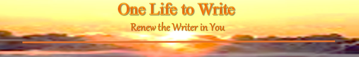 One Life to Write