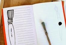 cahier pour vos idées