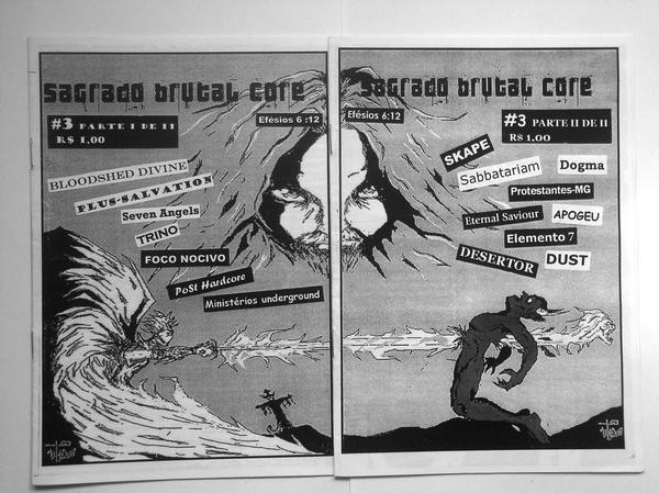 sAGRADo bRuTAl cORE