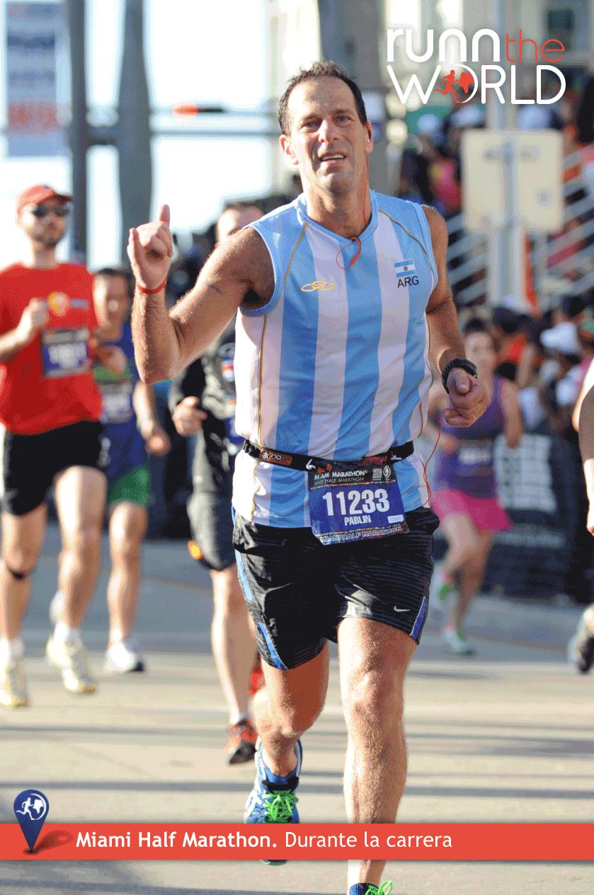 Miami Half Marathon 2014 Running