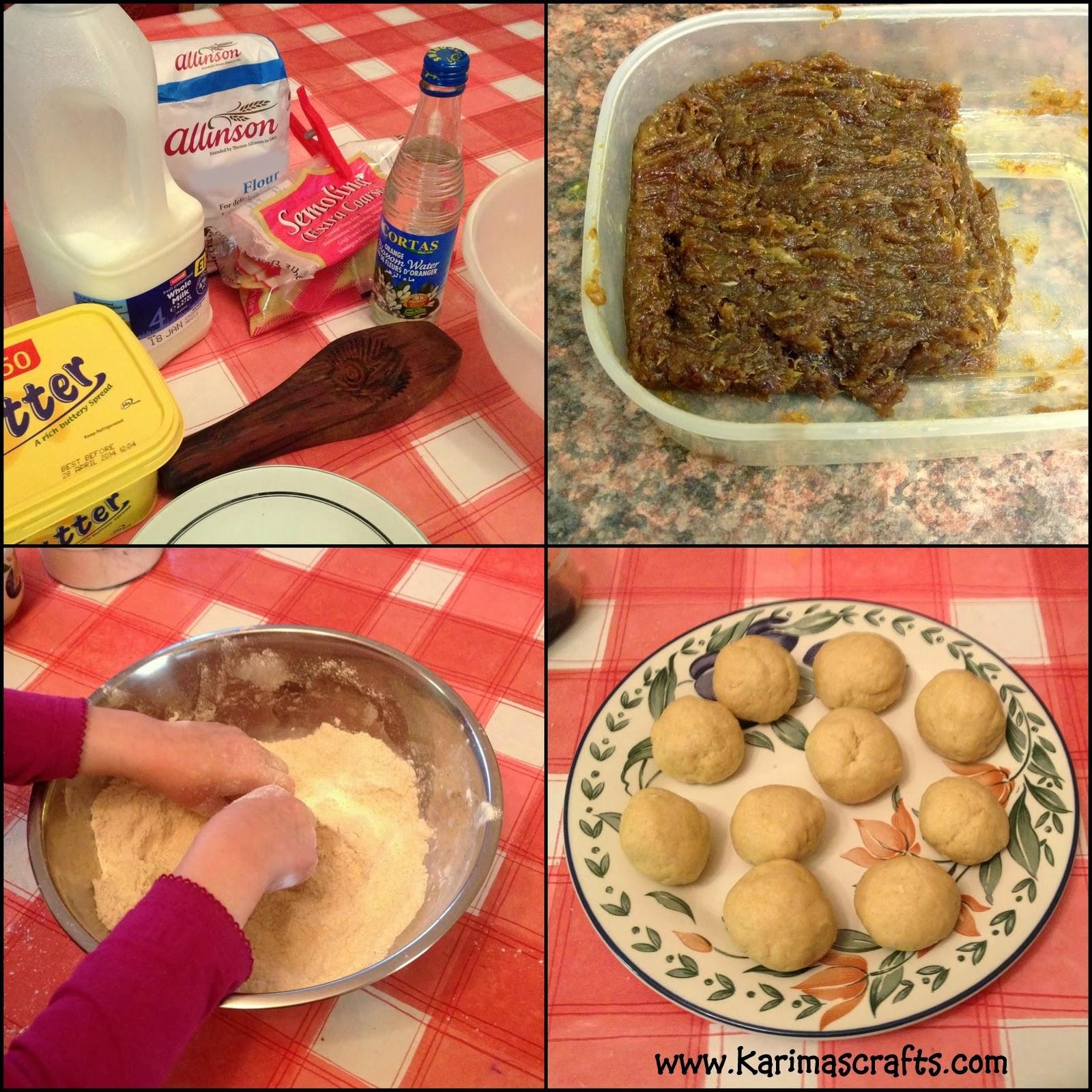 maamoul cookies recipe