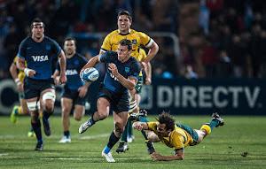 Los Pumas cayeron ante Australia