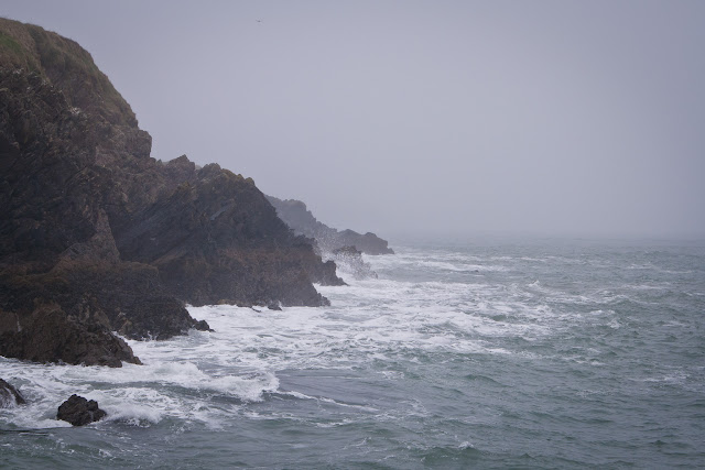 Ireland sea