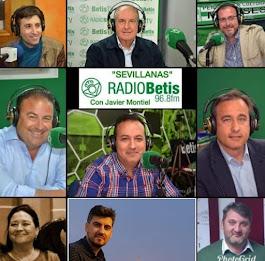 Equipo SEVILLANAS Radio Betis