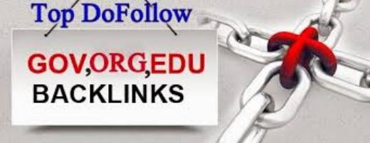 high pr edu site list