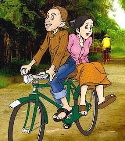 puisi sepeda bersepeda olahraga sajak sepeda bersepeda syair sepeda bersepeda