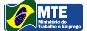 MINISTÉRIO DO MTE