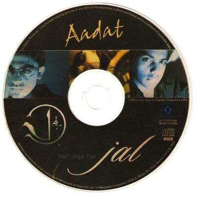 Aadat (Jal) - Ab To Aadat Si Hai Mujhko : Guitar Chords ~ Guitar ...
