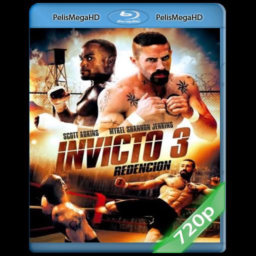 Invicto 3: Redención (2010) 720P HD MKV ESPAÑOL LATINO