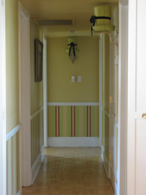 hallway finally. (This Isn\u0027t The Best Photo But Here On Boho Farm We Don\u0027t Have A Great  Camera...a Girl Can Dream) Hallway Finally
