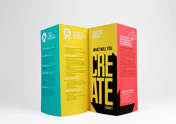 40 awesome exhibition museum brochure design ideas for Typography brochure design