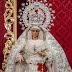 Besamanos Virgen de La Paz 2.015