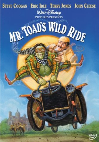Mr. Toad s Wild Ride movie