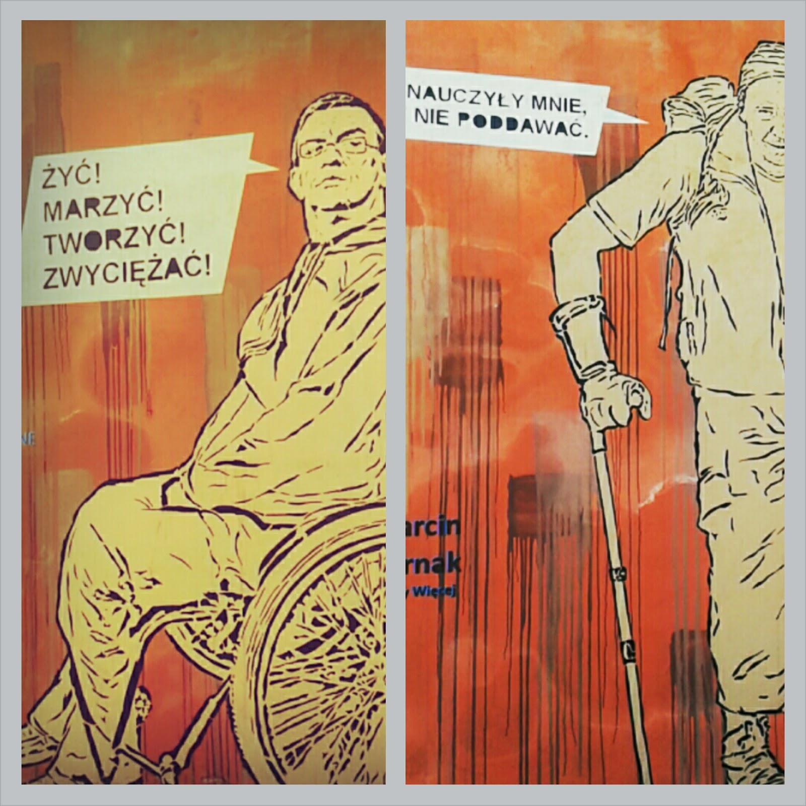 murale Zywiec