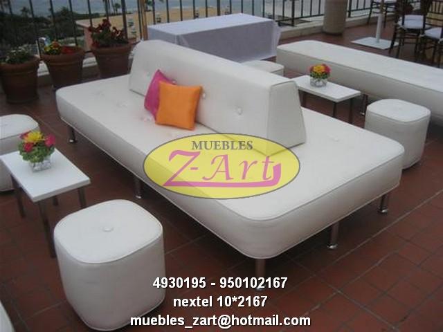 Salas lounge peru, muebles peru, muebles villa el salvador
