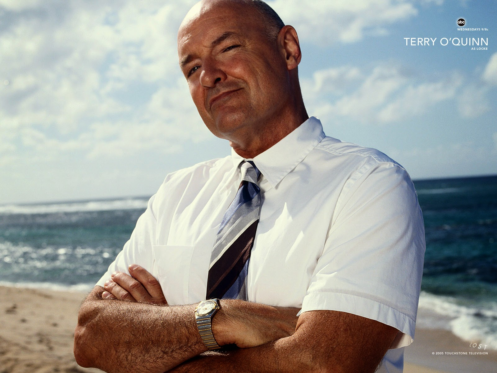 lost Television serial Terry O'quinn Wallpaper