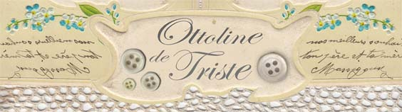 Ottoline De Triste