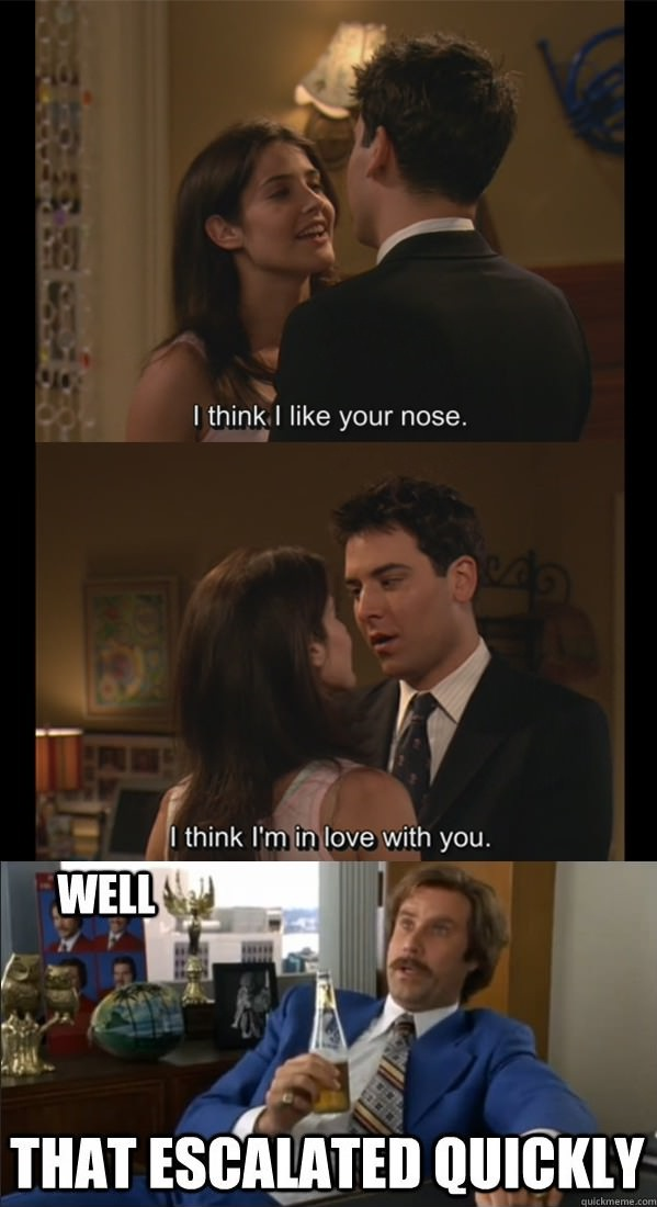 The Classic Ted From How I Met Your Mother