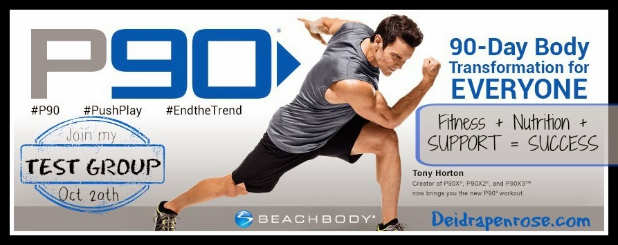 P90 with Tony Horton