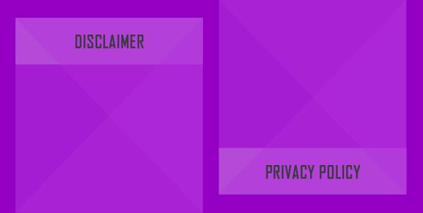 Cara Membuat Laman Disclaimer dan Privacy Policy Untuk Adsense