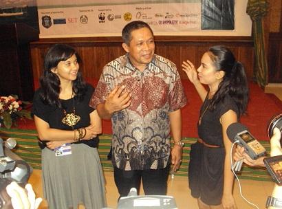 Wakatobi Kembangkan Sekolah Perikanan Internasional