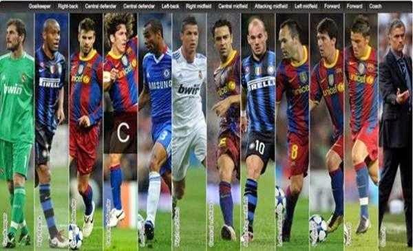 Foto Lucu Messi dan Ronaldo