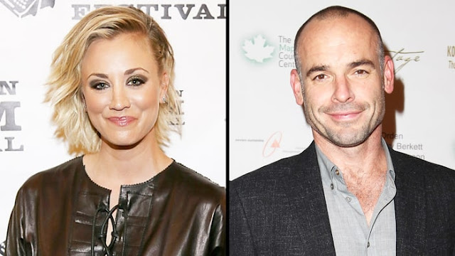 Kaley Cuoco dating 'Arrow' actor Paul Blackthorne