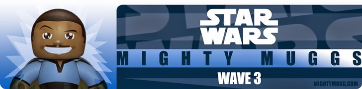 Star Wars Mighty Muggs Wave 3 Banner