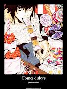 *Junjou Panda: Desmotivaciones Anime .