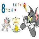 Tom e Jerry em : Multiplicão por 8